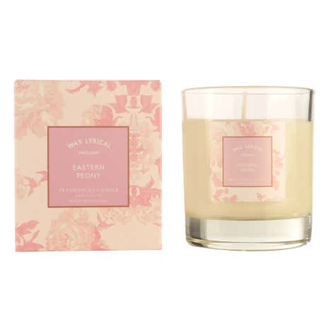 Wax Lyrical Destinations Eastern Peony Candle