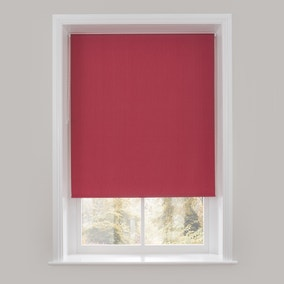 Wine Textured Thermal Roller Blind