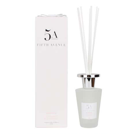 5A Fifth Avenue White Geranium and Cashmere Reed Diffuser