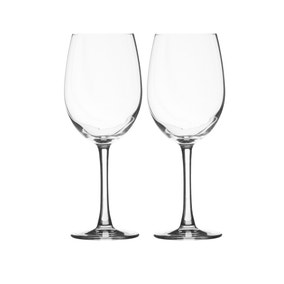 Ravenhead Finesse Set of 2 White Wine Glasses