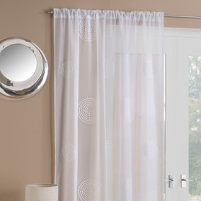 Orion White Voile Panels