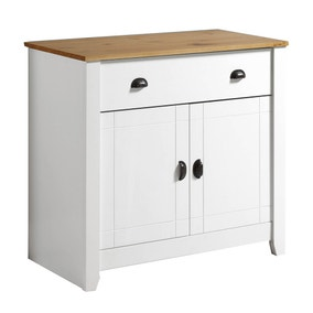 Ludlow White Sideboard