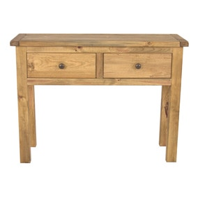 Sanford Pine Console Table