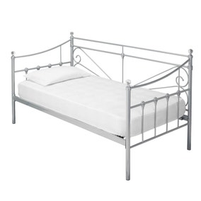 Sienna Silver Day Bed