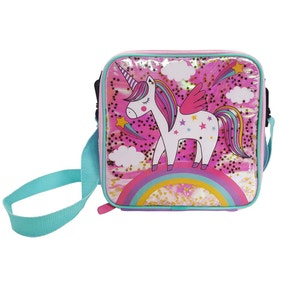 Polar Gear Confetti Unicorn Lunch Bag