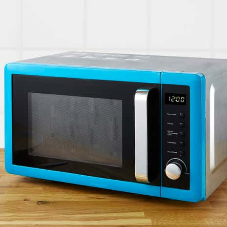Spectrum 800w 20l Teal Microwave