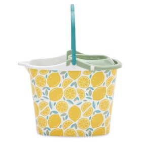 Candy Rose Mop Bucket