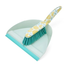 Candy Rose Dustpan and Brush