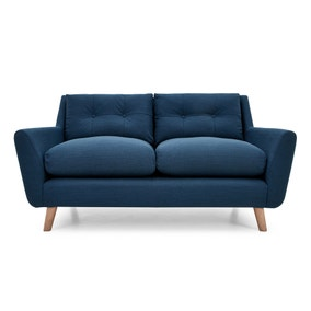 Halston Fabric 2 Seater Sofa