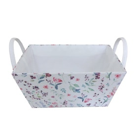 Botanical Meadow Storage Basket