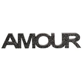 Amour Sparkle Word