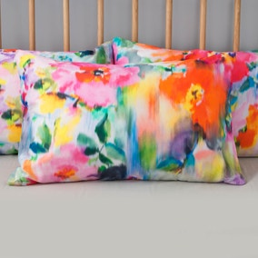 Summer 100% Cotton Housewife Pillowcase