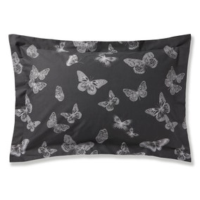 Isla Black & White Oxford Pillowcase