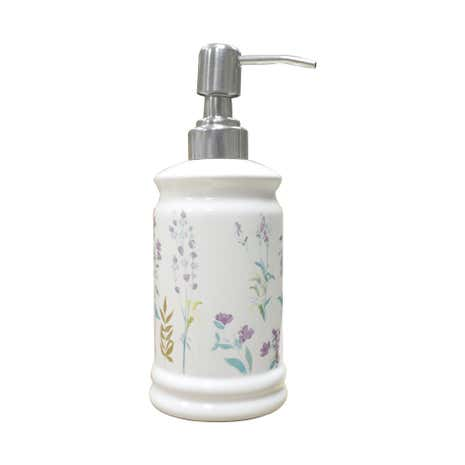 Botanical Meadow Lotion Dispenser