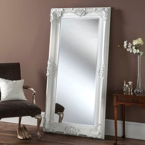 tall standing mirrors. Theodora Silver 183x91cm Leaner Mirror. Loz_exclusively_online Tall Standing Mirrors