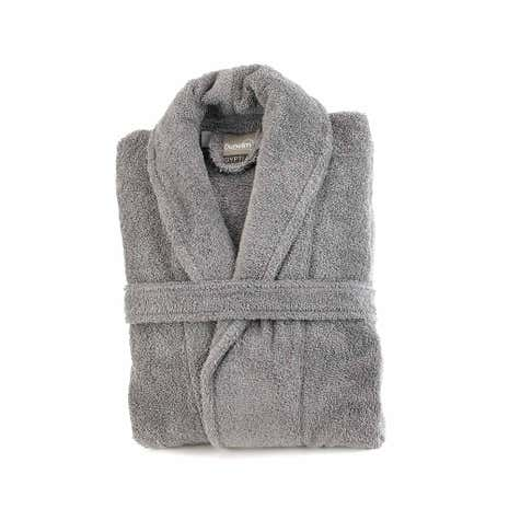 Egyptian Cotton Stone Dressing Gown