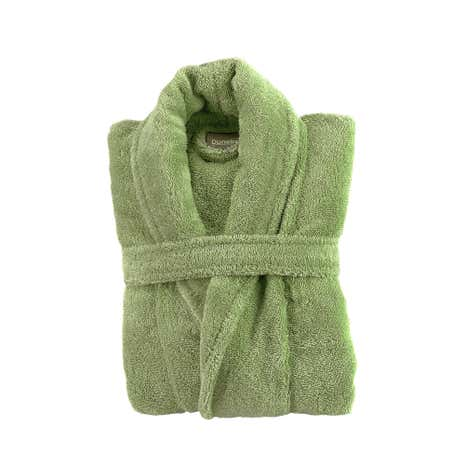Egyptian Cotton Fern Dressing Gown