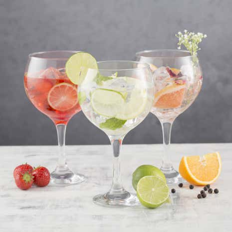 Ravenhead Entertain 6 For the Price of 4 Gin Balloon Glasses