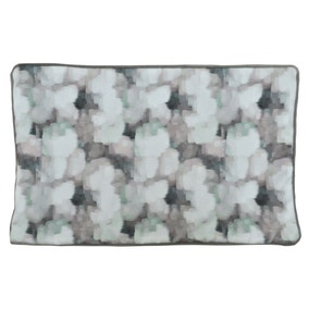5A Fifth Avenue Pink Printed Rectangular Cushion
