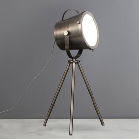 Vinton Coastal Grey Table Lamp