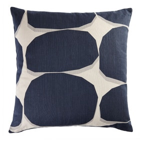 Elements Large Klippa Navy Cushion
