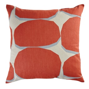 Elements Large Klippa Orange Cushion