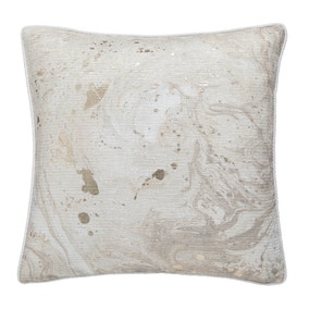 5A Fifth Avenue Gold Marble Cushion