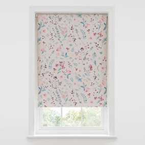 Botanical Meadow Blackout Roller Blind