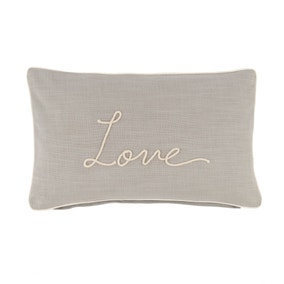 Country Love Rectangular Cushion