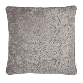 Dorma Large Messina Grey Cushion