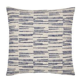 Elements Embroidered Tribal Stripe Cushion