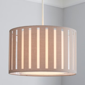 Ellon Grey Light Shade