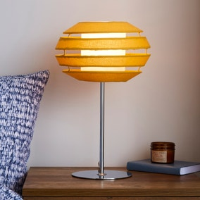 Fernely Ochre Table Lamp