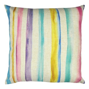 Impressionist Stripe Cushion