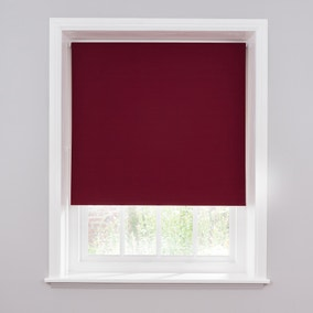 Luna Berry Blackout Roller Blind
