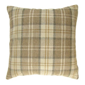 Chenille Orkney Natural Cushion Cover
