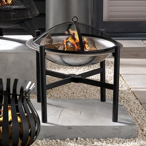Stainless Steel Firebowl