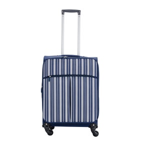 Lightweight Navy 22 Inch Suitcase