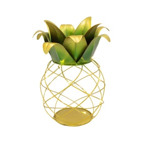 Hanging Pineapple Solar Light