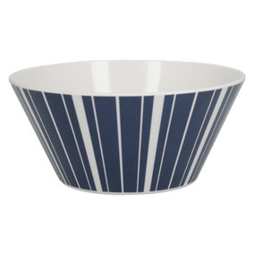 Nautical Melamine Bowl