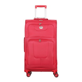 Knightsbridge Red 26 Inch Suitcase