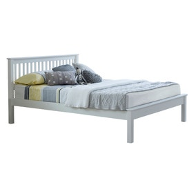 Grace Low Foot End Wooden Bed