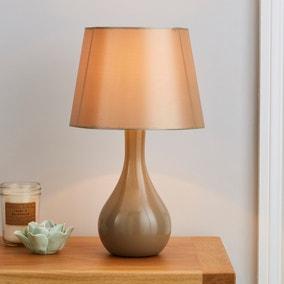 table lamps bedside lamps desk lights dunelm page 12. Black Bedroom Furniture Sets. Home Design Ideas