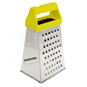 Spectrum Lime Box Grater