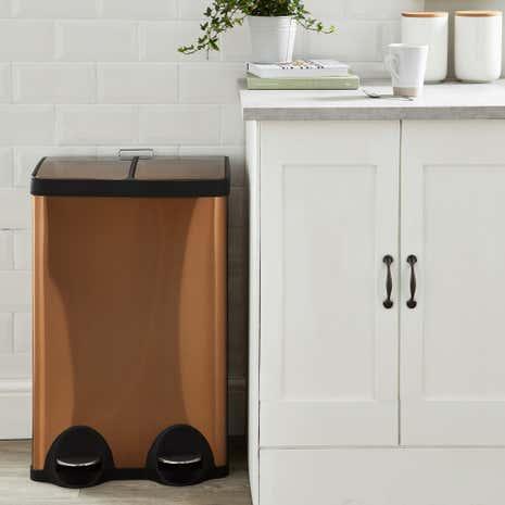 Kitchen Waste Bins Cabinet