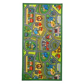 home gardens nik ornate rugs colored olefin and new circles rug interior lavishly indoor homes area outdoor taupe better nak or orian multi runner