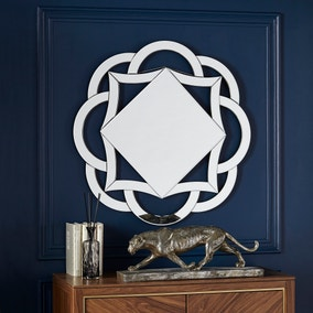 Decorative Circular Mirror