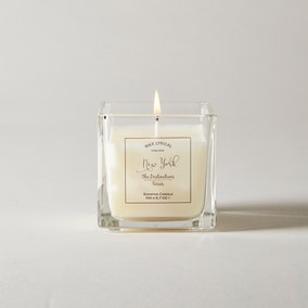 Wax Lyrical Destinations New York Series Wax Fill Candle