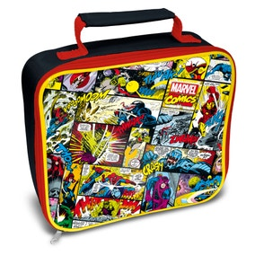 Marvel Comics Rectangular Lunch Bag