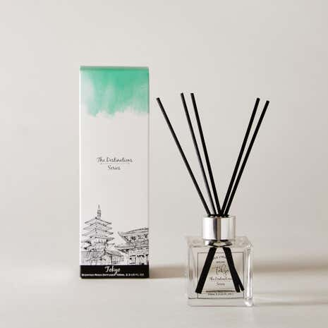 Wax Lyrical Destinations Tokyo Series 100ml Reed Diffuser
